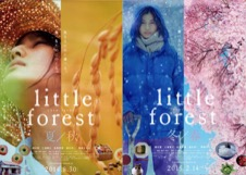 little forest 夏/秋,little forest 冬/春